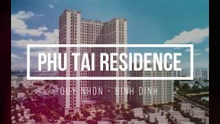Tham quan căn hộ mẫu 2 phòng ngủ dự án Phú Tài Residence