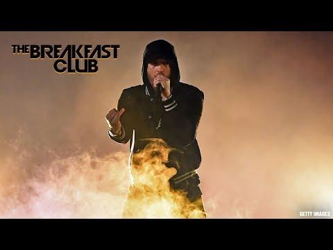 The Breakfast Club Breaks Down Eminem's Surprise Album 'Kamikaze'