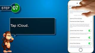 How to Upload Your Photos to i Cloud on Apple Samsung smart phones user guide support