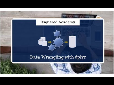 R Tutorial - Data Wrangling with dplyr