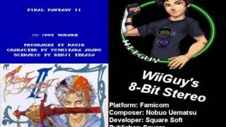 Final Fantasy 2 (FC) Soundtrack - 8BitStereo