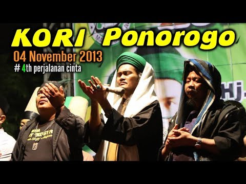 FULL Mafiasholawat Kori Sawo Ponorogo 04-Nov-2017