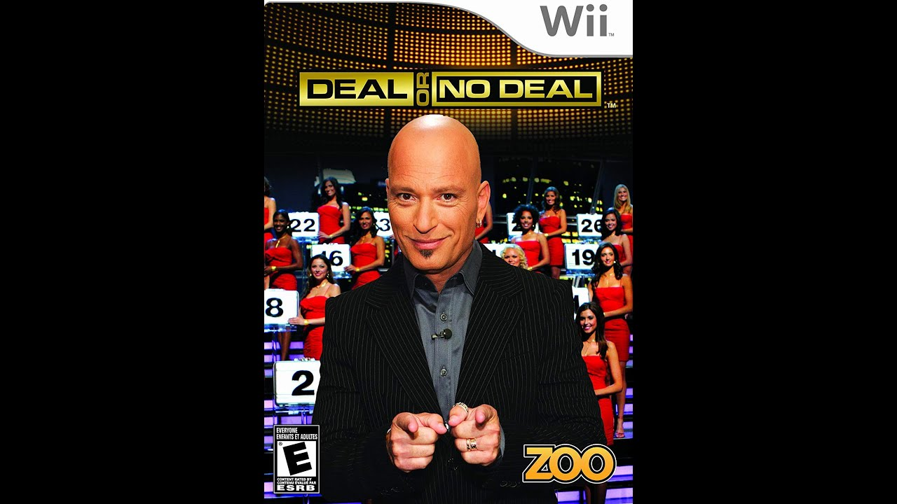 Nintendo Wii Deal Or No Deal ORIGINAL RUN Game #1 - YouTube