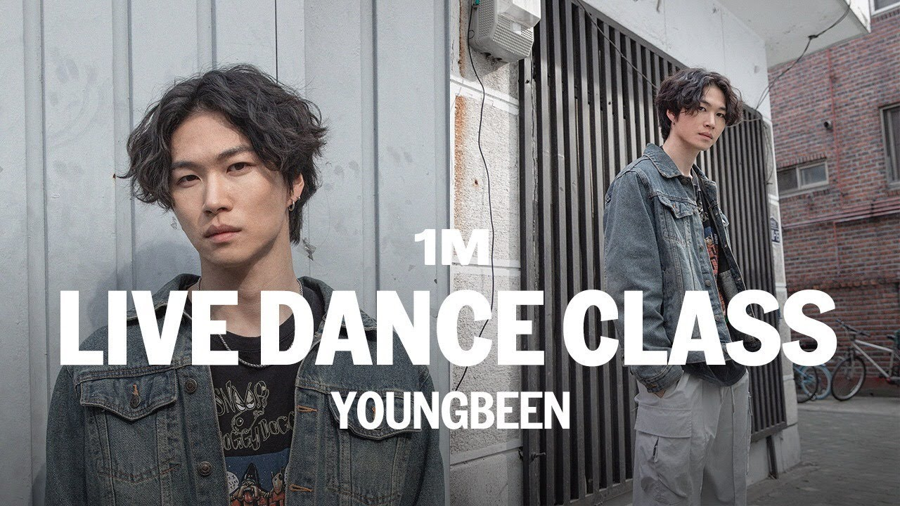 LIVE DANCE CLASS / Youngbeen Choreography