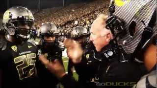 Oregon Ducks OOOO Fiesta Bowl Trailer 2012 - 2013