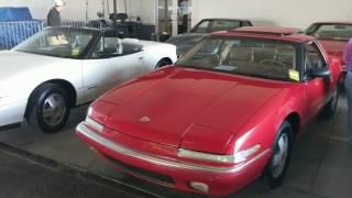 Buick Reattas at Charlotte Auto Fair 2017