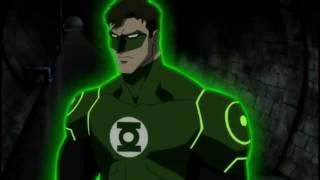Лига Справедливости Война Знакомство с Бэтменом 360p