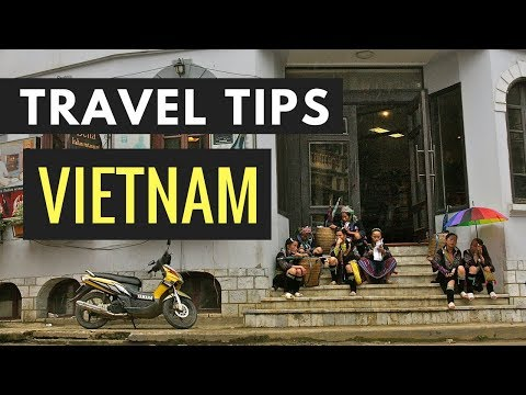 TOP 5 TRAVEL TIPS FOR VIETNAM | TRIP PLANNING ESSENTIALS