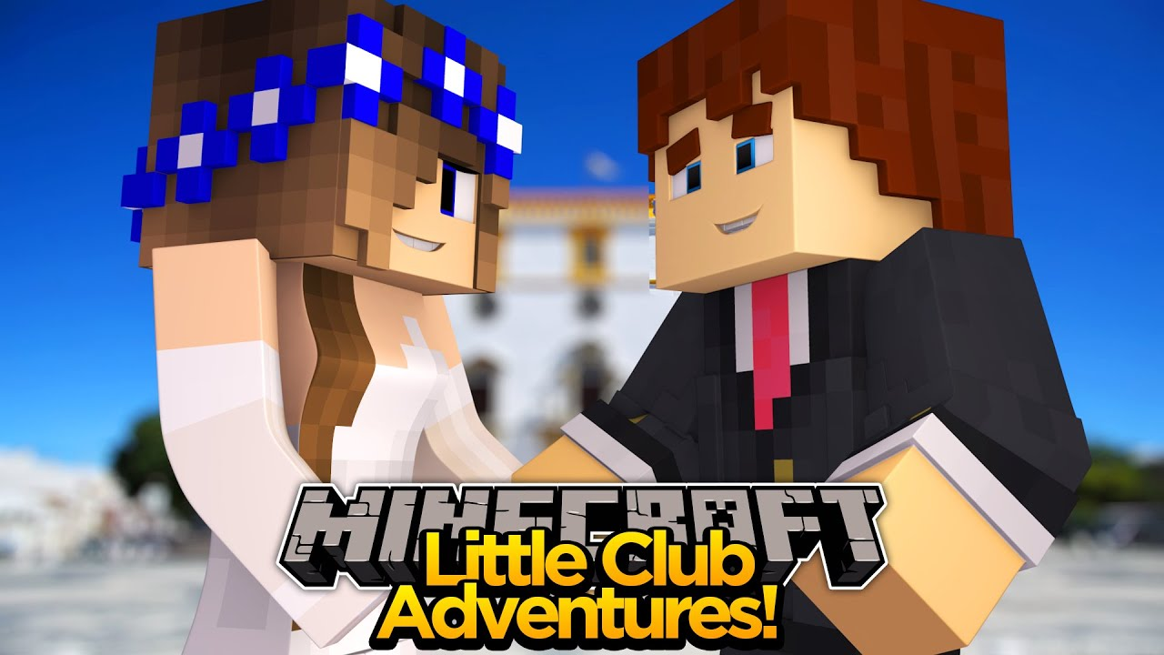 Minecraft little club adventures little carly scuba - The little club ...