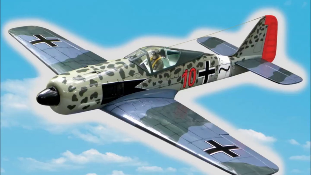 VQ Models and World Models Fw 190 review