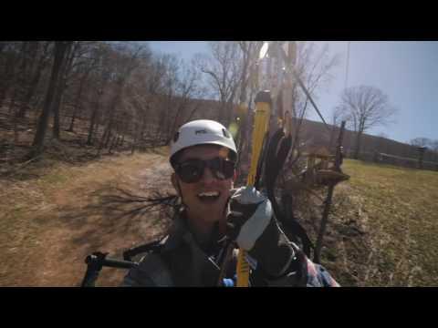The Ridge Runner Zip Tour at The Omni Homestead