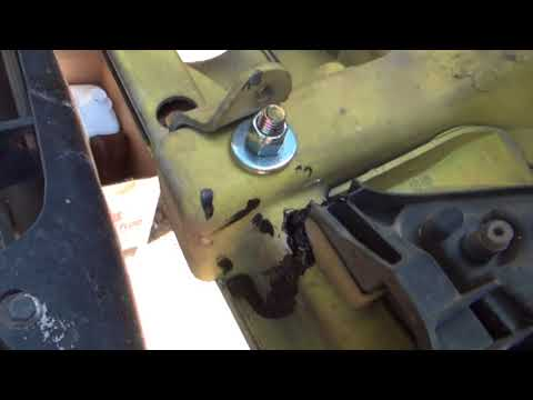 Freightliner columbia hood repair hack!