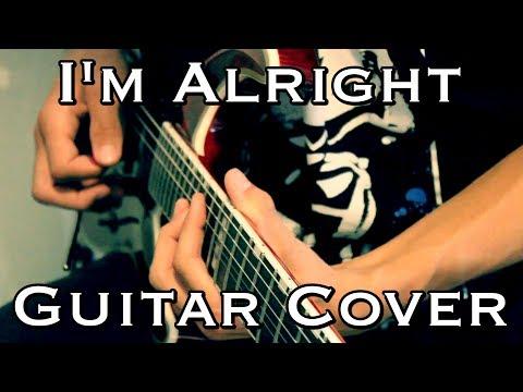 I'm Alright - Neil Zaza   Guitar Cover