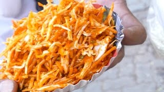 CHINESE NOODLES BHEL RECIPES | STREET FOODS IN INDIA