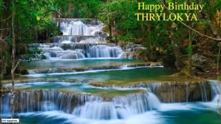 Thrylokya   Birthday   Nature