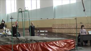 Легкая атлетика в Крыму.09.03.2013 год.