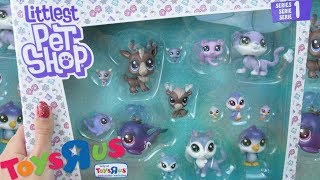 Littlest Pet Shop Series 1 Toys R Us Exclusive Pack | LPS Chillin' Together Pet Pack