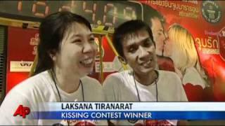 Longest Kiss Ever: 46-hour Thai Smooch