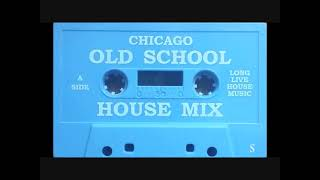 OLD SCHOOL HOUSE MUSIC MIX (VOL.1)DJ DRESKI