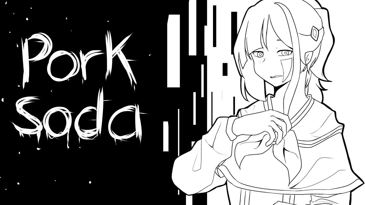 Pork Soda Meme [] New Oc! - YouTube