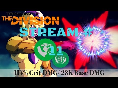 """The Division l 1.7 HYBRID """"STRIKER FATALITY""""BUILD STREAM #12.. ROAD TO 1000 SUBS"""
