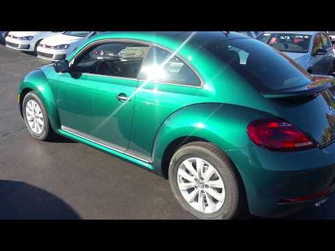 2017 VW Beetle 1.8T S