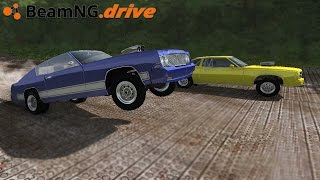 BeamNG.drive - DRAG RACE