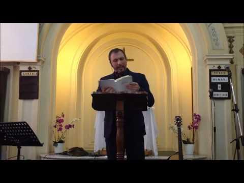 NULLA TI PUO SEPARARE DI DIO ,PREDICA PASTORE  EVANGELISTA  IVANO DE GASPERIS .