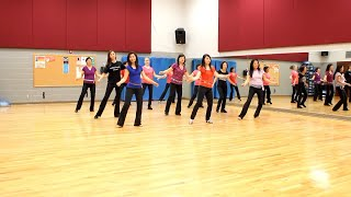 Pom Poms - Line Dance (Dance & Teach in English & 中文)