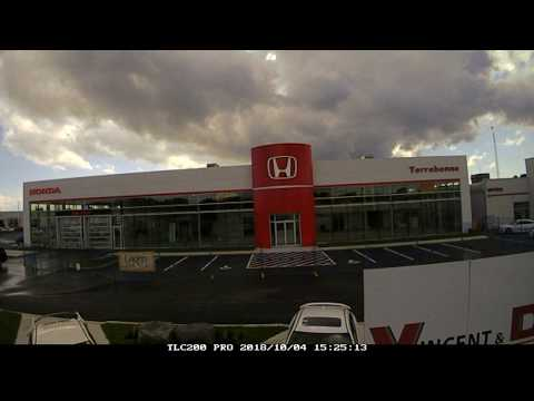Honda De Terrebonne >> Construction Honda De Terrebonne Au 5 Octobre 2018