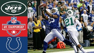 Jets vs Colts 2009 AFC Championship