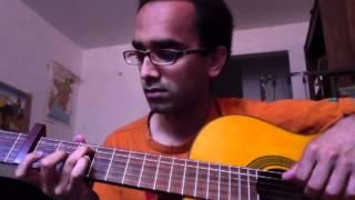 Kotobar o bhebechinu (guitar instrumental)