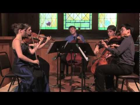 Student Performance Highlights, Center Stage Strings Music Festival 2012