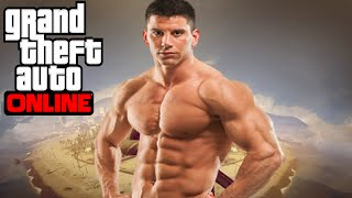 gta 5 online how to level up strength skill 2016