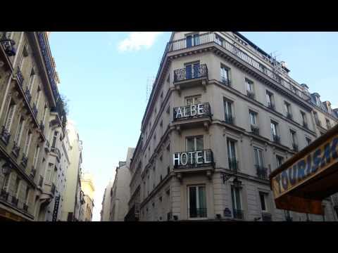 Boulevard Saint-Michel Paris, Francia