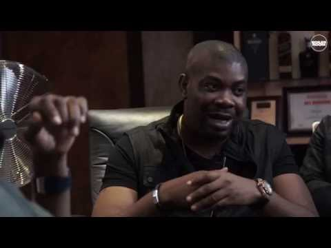 Don Jazzy, Jimmy Jatt & Dr Sid Talk about Nigeria Music Industry & History