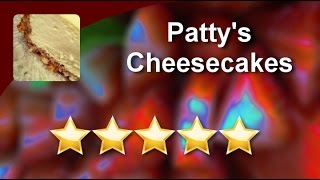 Patty's Cheesecakes St. Louis Incredible Five Star Review By Brandy Y.