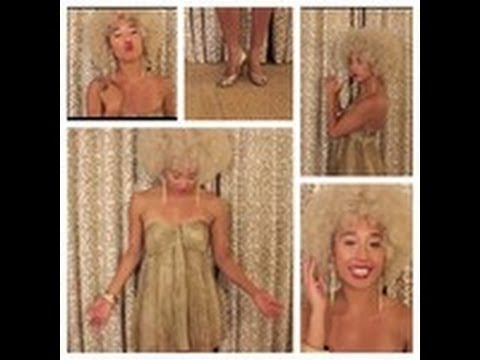 sc 1 st  YouTube & Foxy Cleopatra Halloween Costume! Easy and Cute! - YouTube