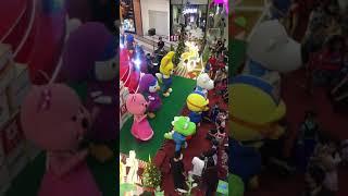 Korean cartoon dancing