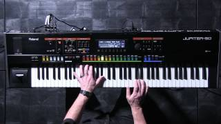 Roland JUPITER-50 Sound Examples — Patch 0151: