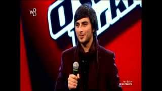TV 8 O SES TÜRKİYE HASAN ÇEBİ 09.12....