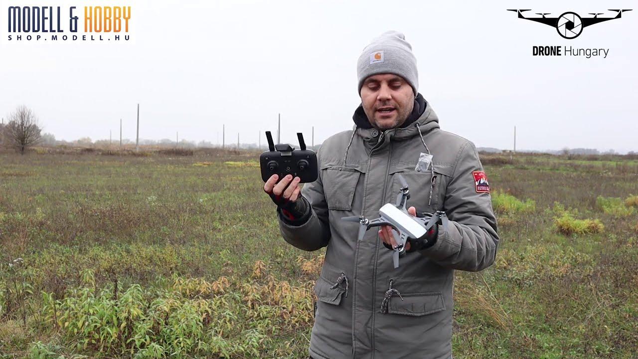 C- Fly Dream NYEREMÉNYJÁTÉK - Drone Hungary - Drón teszt