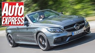 Mercedes-AMG C 63 S Cabriolet review: the M4 Convertible