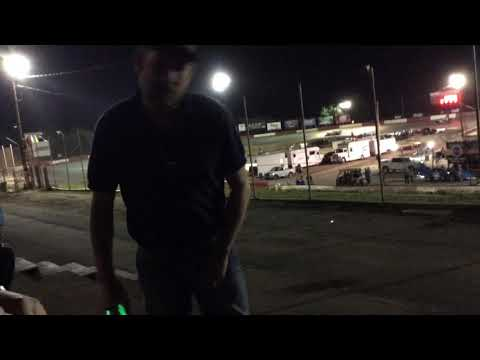 Griffin Hose and Hydraulic Charger Division Senoia Raceway 3-17-18