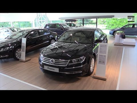 Volkswagen Phaeton Exclusive 2015 In Depth Review Interior Exterior