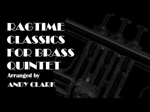 Ragtime Classics - Brass Quintet Music