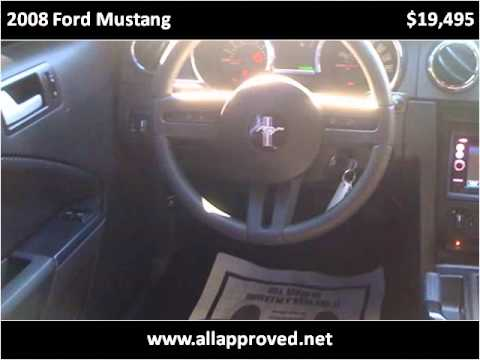 2008 Ford Mustang Used Cars MEMPHIS TN
