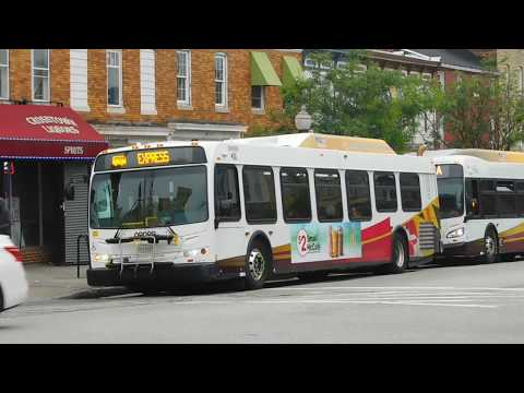MTA Maryland: Bus Observations (May 2017) - Part 4/4 [#065]