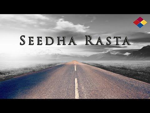 Kadam Kadam Par Dhokha Bhai   Seedha Rasta 1947   Manna Dey   Shahu Modak.