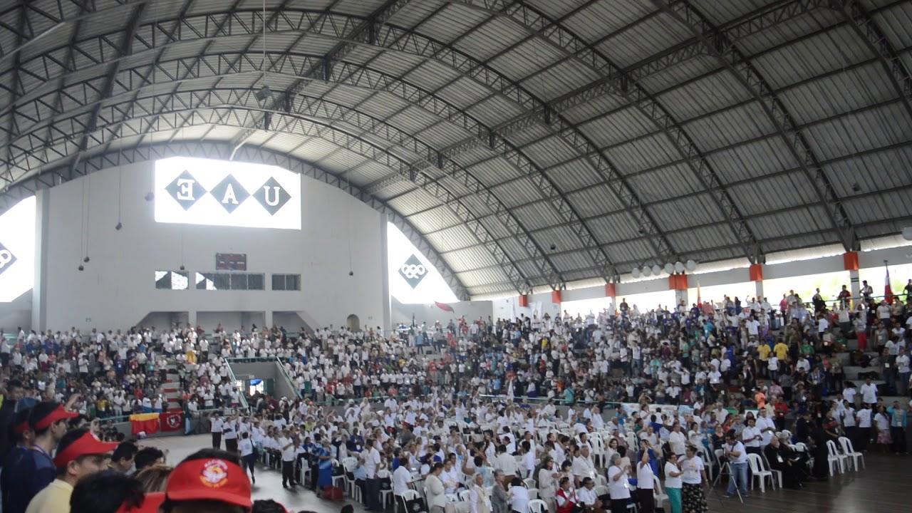 Jubileo de Oro RCC Guayaquil Agosto 2017 Parte 1 - YouTube